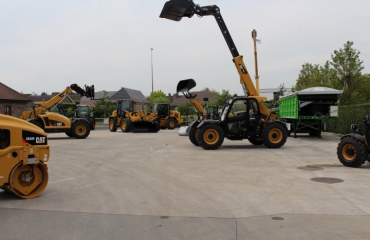 Caterpillar Demo Dagen