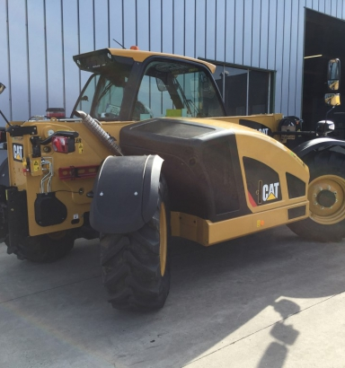Caterpillar TH357D Stock